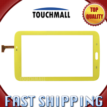 For New Touch Screen Digitizer Glass Replacement Samsung Galaxy Tab 3 Kids T2105 wifi 7-inch Yellow Free Shipping