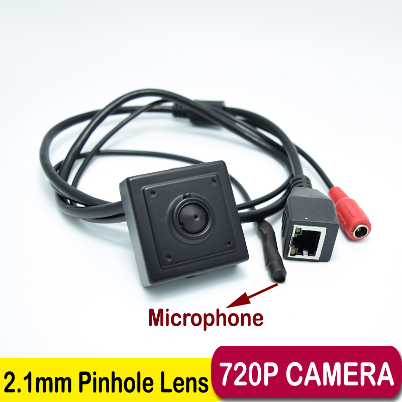 720P mini ip camera Wide Angle140 degrees 1.0MP ONVIF H.264 P2P Mobile Phone Surveillance CCTV IP Camera 2.1mm Wide Angle lens<br><br>Aliexpress