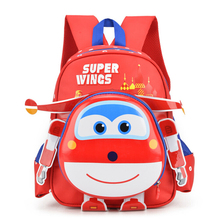 Buy Kids Cartoon School bag Boys Girls Children's backpack school bags lovely mochila infantil kids bag backpacks children for $12.40 in AliExpress store