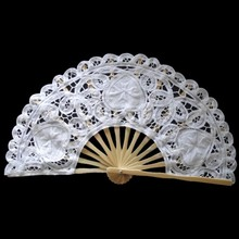 Buy Free 20cm White Wedding Hand Fan Wedding Favors Gifts Supplies Souvenirs Gifts Guests Event & Party Supplies for $5.09 in AliExpress store
