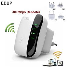 802.11N/B/G 2.4G 300Mbps Wireless N  WiFi Repeater  AP Router wifi Signal Range Extender Amplifier with wps EU US UK AU plug