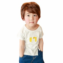 2017 Baby Kids Girls Tshirt Child Clothing Childrens Tops Summer Clothes Short Sleeve Tee Blouse Shirts Cartoon