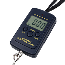 1PC Multifunctional Mini 40kg/10g Electronic Hanging Fishing Luggage Balanca Portable Digital Handy Pocket Weight Hook Scale