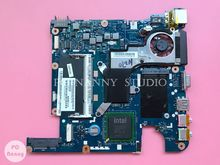 MBS9202001 KAV60 LA-5141P notebook motherboard for Acer Aspire ONE P531h mainboard ddr2 Atom N270 1.6 GHz working