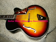 Custom Shop Newest Honey Burst Jazz Guitar High Quality wholesale guitars free shipping