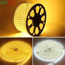 Wholesale LED Tape Light warm white SMD5050 100 Meters 328ft waterproof LED strips perfect for garden, highway, square, bedroom