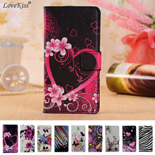 Buy Flower Pattern Leather Phone Case Lenovo A2010 A2580 A2860 Cover 2010 Cases Shell Flip Stand Fundas Bag Wallet Card Holder for $3.16 in AliExpress store