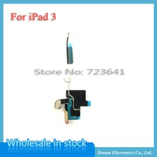 5pcs/lot GPS Antenna Flex Cable For ipad 3 New Replacement parts  Repair Parts  GPS for iPad3 Free shipping