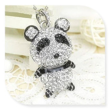 Diamond panda usb flash drives thumb pendrive u disk usb creativo memory stick 4GB 8GB 16GB 32GB 64GB S99(China)