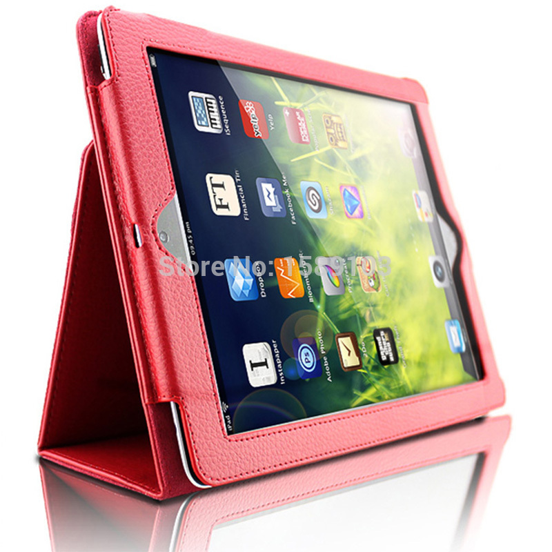 Full Body Protection Smart Case For iPad 2 3 4 With Auto Wake-up Sleep Function Coque Stand Cover For iPad3 iPad4 Funda<br><br>Aliexpress