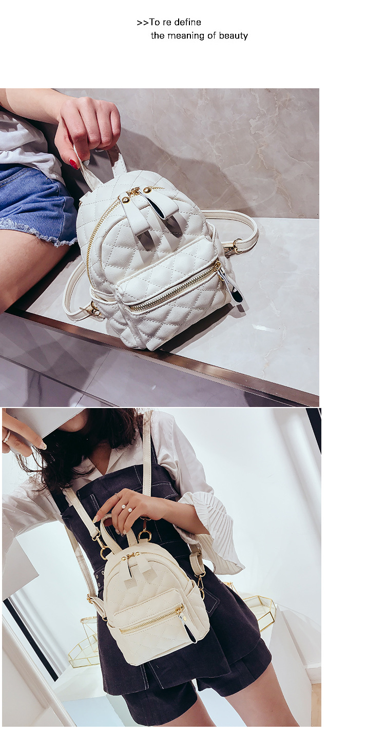 7307b29d183c Detail Feedback Questions about Quilted Backpack for Women Diamond ...