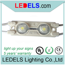 SMD 2835 injection led module for channal letter lighting waterproof UL certification : E 468389(China)