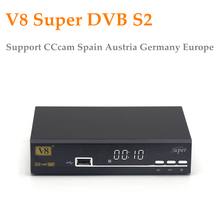 GOTiT Openbox V8 Super Satellite Receiver Receptor Support 1 Year CCCAM Cline Server USB Wi-Fi Lan DVB-S2 Youporn Set Top Box