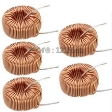 Wholesale 3 Sets 10 Pcs Toroid Core Inductor Wire Wind Wound 3MH 40 mOhm 3A Coil