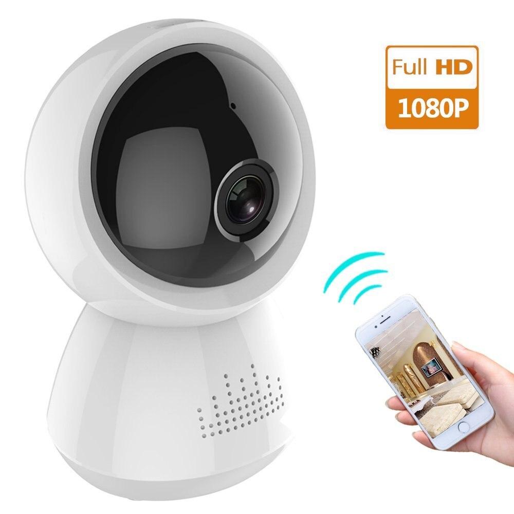 FGHGF 1080P IP Camera Wireless Home Security IP Camera Surveillance Camera Wifi Night Vision CCTV Camera Baby Monitor 1920*1080<br>