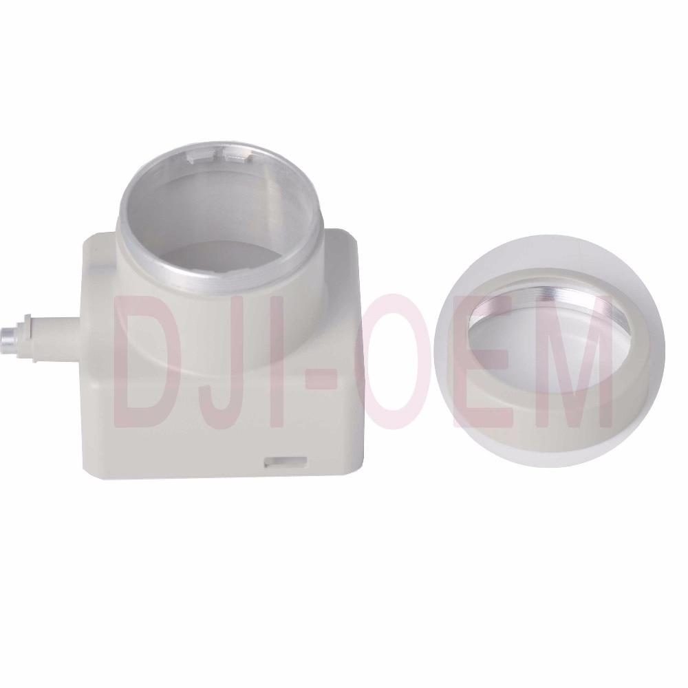 For DJI Phantom 4 Pro Camera Case Replacement CNC Mill Aluminum Parts<br>