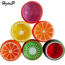HziriP 6CM Colorful Slime Toy Sets DIY Transparent Soft Crystal Fruit Magnetic Modeling Clay Hand Gum Rubber Mud Playdough Gift(China)
