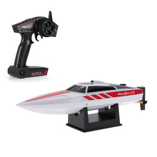 Vector28 795-1 2.4GHz Brushed 30km/h High Speed RC Ship Pool RTR RC Racing Boat Motor RC Speedboat(China)
