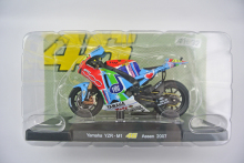 1/18 Scale Diecast Motorcycle VALENTINO ROSSI Yamaha YZR-M1 46# Assen 2007 Racing Bike Model Collections Kids Gift(China)