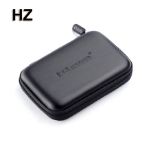 Original HZ High End Earphone Accessories Multipurpose Earphone Case Portable Storage Bag Box Headphone Accessories FreeShipping