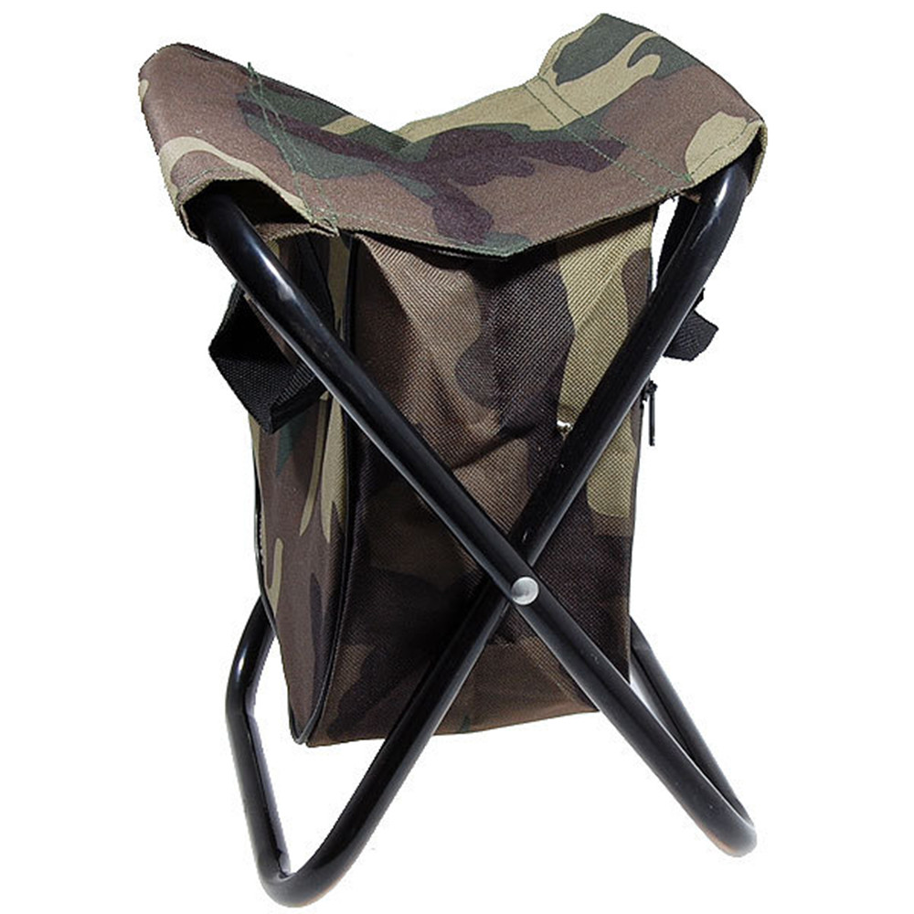 2016 New Outdoor Portable nylon Aluminum Step Stool Folding Fishing Chair Camping Chair Seat Beach Picnic Camping Equipment<br><br>Aliexpress