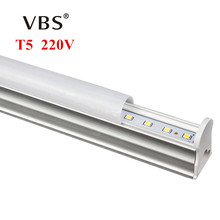 LED Tube Lamp T5 600mm 10W 300mm 6W 220V 240V 1ft 2ft LED Fluorescent Tubes Cold White Warm White led tube T5 light bulbs(China)