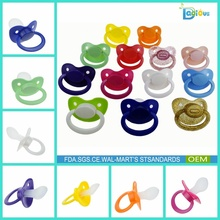 Manufacturer Colorful BIG Adult Sized Pacifier For Big Baby