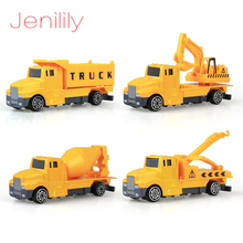 Kids toys Diecast Cars Metal Classical Model Cars Engineering Vehicle Model toys for Children boys Gift(China)