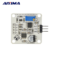 50 times MV Instrument with high precision Millivolt differential amplifier voltage sensor amplification module(China)