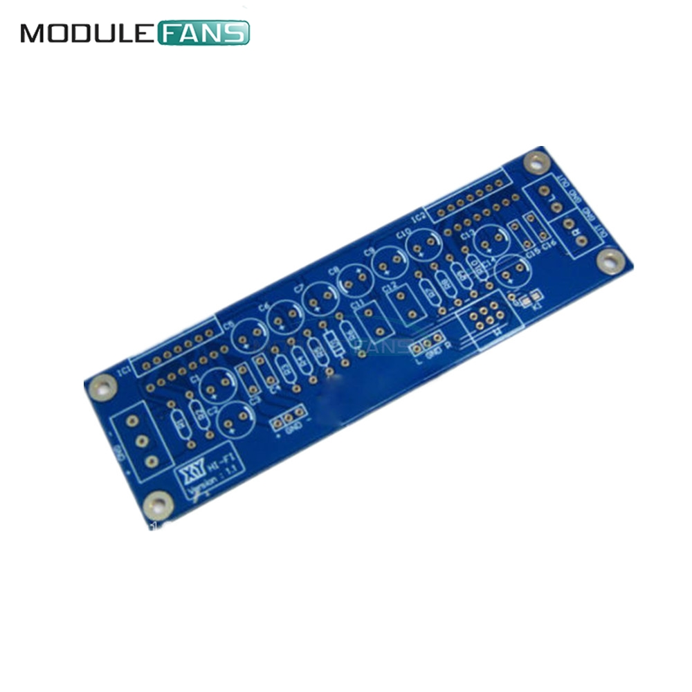 Detail Feedback Questions About Diy Kit Electronic Pcb Board Module Printed Circuit Boards Bare 1pcs X Tda7293 Amp Amplifier For
