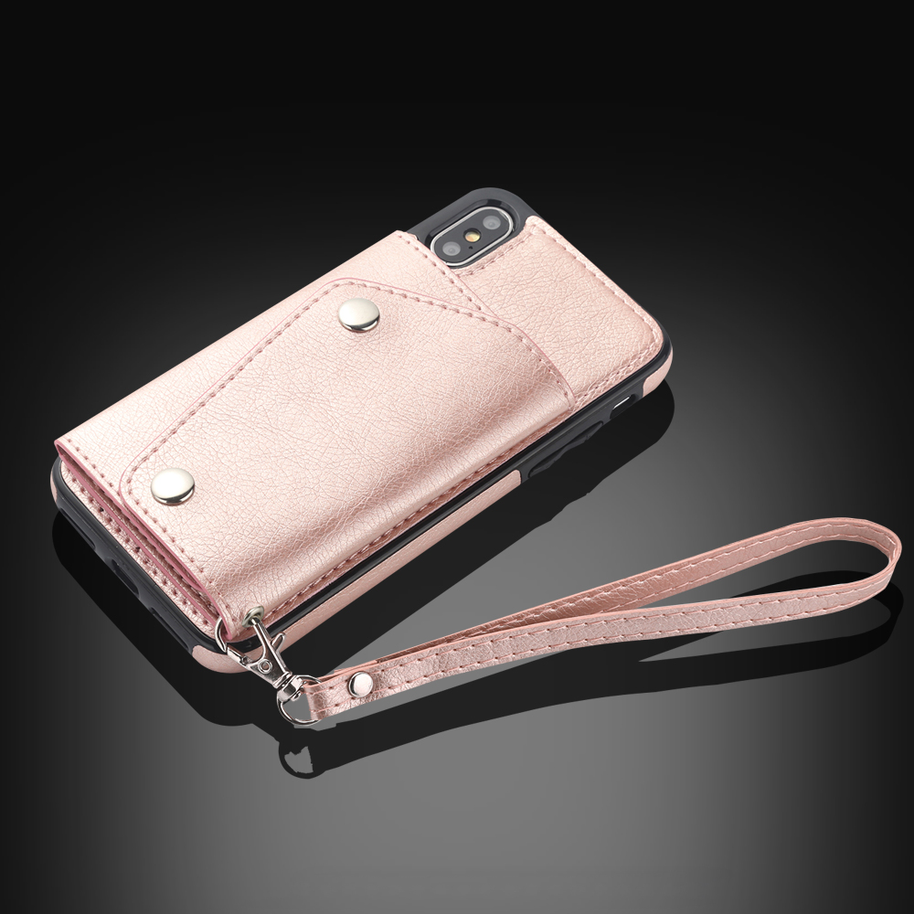 Wisecoco-Fashion-Luxury-Leather-Case-For-iphone-X-10-Wallet-Card-Holder-Cover-Protection-Phone-Bag (4)