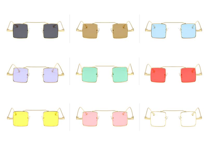 european small square sunglasses women retro 0319 details (2)