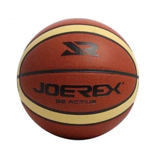 2016 Men's New Hight Quality PVC Rubber Street Basketball Ball Indoor/outdoor Size 7 Training Basketball with Ball  Pump