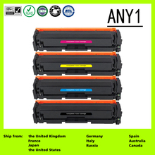 Any 1 Compatible for 201A 201X CF400A CF400X CF401X CF402X CF403X(1-Pack) Toner Cartridge for HP Color LaserJet Pro M252dw/M252n(China)