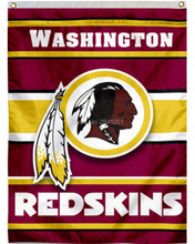 6 Color Washington Redskins Helmet Team American Outdoor Indoor Football College House Flag 3X5 Custom Any Flag