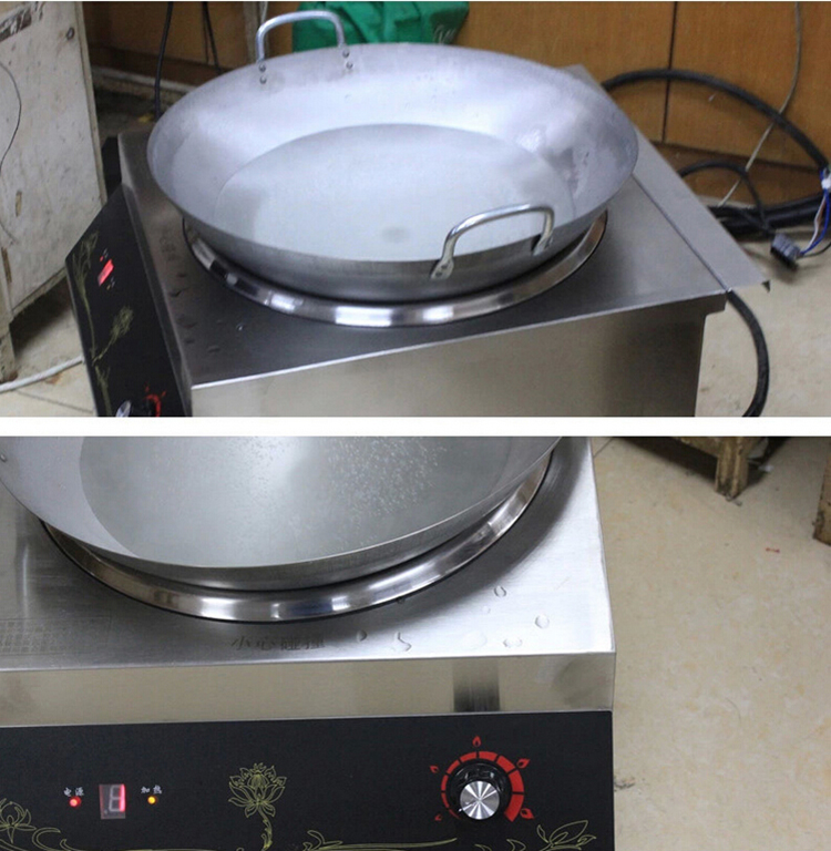 Commercial induction cooker (10)