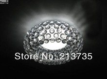 New FOSCARINI Style Caboche Acrylic Ball Pendant Lamp + free shipping modern chandelier Dia 50m*100cm,G9 source(China)