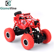 GizmoVine RC Car 2.4Ghz Remote Control Car 4WD Rock Crawlers climb 5cm obstacle 1:43 R/C monster truck Off-Road Model vehicle