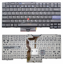New for Lenovo Thinkpad T410 T420 T510 T520 US English Keyboard(China)
