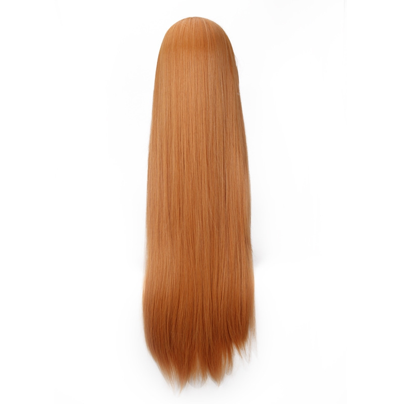 Himouto! Umaru-chan Doma Umaru for Women Long Straight Cosplay Wig 100cm High Quality Heat Resistant Synthetic Hair Female Wig