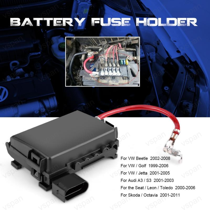Car Battery Fuse Box Holder(3)