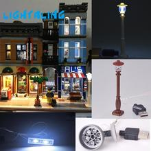 Lightaling LED light up kit for Creator Compatible with Famous Brand Lepin 15009 Blocks Model Toys Set 10246