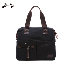 New Male Perfect Minimalist Laptop Bag Working Bag For Men Canvas Tote Bag Designer Convenient For Everyday Business