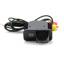 Car Reverse CCD Camera For toyota corolla 2007 2008 2009 2010 Car Rear View Camera Rearview Backup Camera(China)