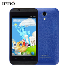 IPRO Wave 4.0 4.0 Inch Dual Core 3G Smartphone Android 4.4 Unlocked Mobile Phone 512MB 4GB Cell Phone WCDMA GPS(China)