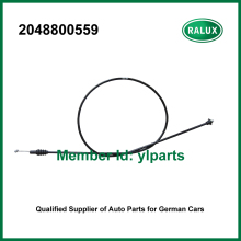 2048800559 high quality automobile engine hood stay wire for BENZW2 car hood control cable aftermarket parts factory wholesale