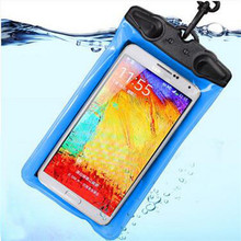 Universal Waterproof Phone Bag Pouch For HTC Desire 620 620G 700 816 820 Mini 800 826 Dual Sim Underwater Phone Cover(China)