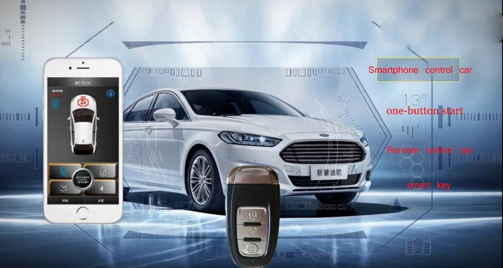 Smartphone Control Car Alarm (2)