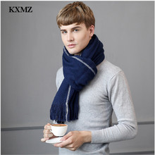 KXMZ Mitation of cashmere scarf , cotton bandana scarf,men scarf plaid, women shawls and wraps,for christmas(China)