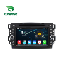 KUNFINE Android 7.1 Quad Core 2GB Car DVD GPS Navigation Player Car Stereo for Chevrolet Aveo 2002-2011 Radio Headunit Bluetooth(China)